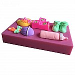Baby Care Silicon Clay Mold