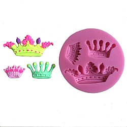 Crowns Silicone Clay Mold