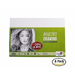 Brustro Drawing Paper - 200 gsm - A3
