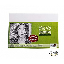 Brustro Drawing Paper - 200 gsm - A5