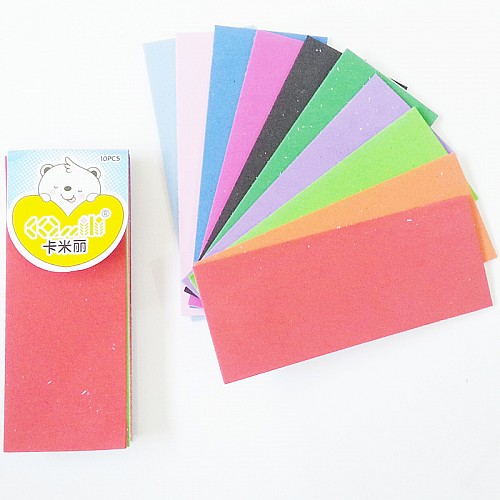 Mixed Color Foam Sheets (Small)