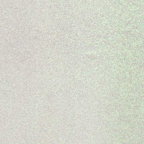 Glitter A4 Foam Sheets - White (Set of 5)