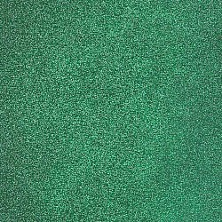 Glitter A4 Foam Sheets - Dark Green (Set of 10)