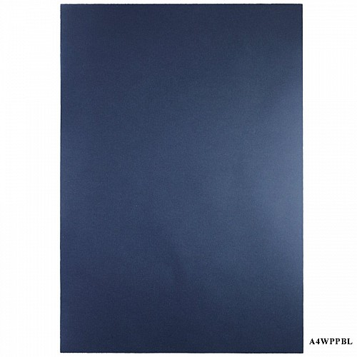 Coloured Paper Vellum - Blue (A4WPPBL)