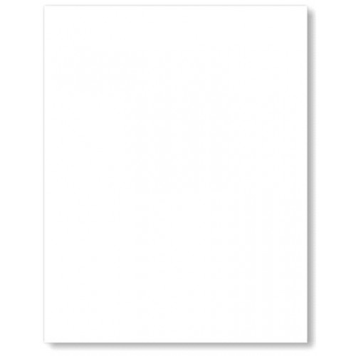 Neenah 80lb Classic Crest Cardstock 8.5X11 - Solar White 10/Pkg
