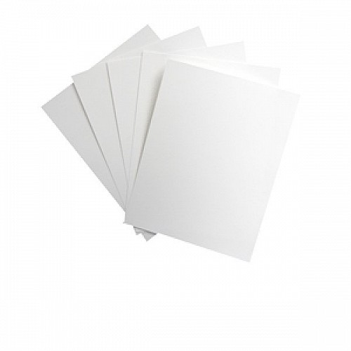 A2 Note Card Pack - Plain (10 sheets) - 300GSM
