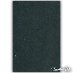 Glitter A4 Foam Sheets - Black (Set of 5)