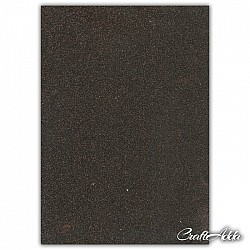 Glitter A4 Foam Sheets with sticker - Brown (Set of 5)