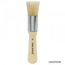 Chalk paint / Wax Brush - Natural Bristles
