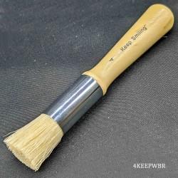 Chalk paint / Wax Brush - Natural Bristles (4KEEPWBR)