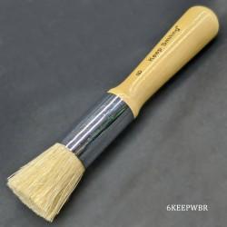 Chalk paint / Wax Brush - Natural Bristles (6KEEPWBR)