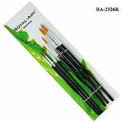 Royal Art Brush (Set of 6)
