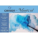 Canson Montval 300 GSM A3 Pack of 5 Sheets