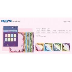 CAMPAP Fancy Glitter Card