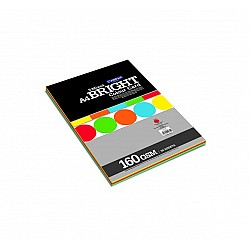 CAMPAP Bright Color Card Paper