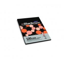 CAMPAP Extra Black Paper A 4 size CA4846