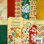 "CrafTangles Scrapbook Paper Pack - Autumn Harvest (12""x12"")"