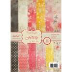 CrafTangles Scrapbook Paper Pack - Felicity (A4)