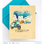 "CrafTangles Scrapbook Paper Pack - Wanderlust (6""x6"")"