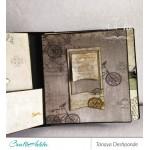 CrafTangles Scrapbook Paper Pack - Vintage Grunge (8x8)