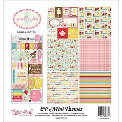 EchoPark paper pad - Granddaughter Collection Kit (12 by 12 inch)