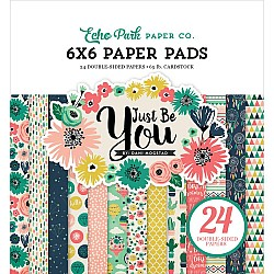 EchoPark paper pad - Just Be You (6by6 inch)