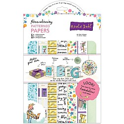 Roald Dahl A4 Paper Pack 32/Pkg - Phizz-Whizzing