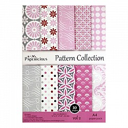 Papericious - Pattern Collection - Vol 2 (A4 paper)