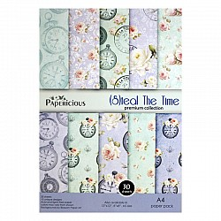 Papericious (Premium Collection) - Steal the Time (A4 paper)