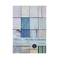 Papericious - Wooden Collection (A4 paper)