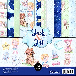 Papericious - Jack and Jill (12 by 12 paper)