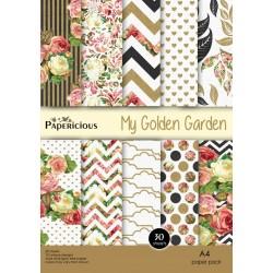 Papericious (Premium Collection) - My Golden Garden (A4 paper)