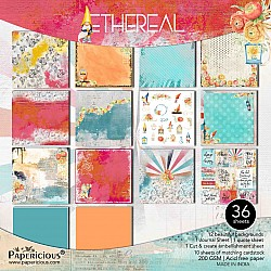 Papericious - Ethereal (12 by 12 paper)