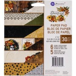 "Prima Marketing Double-Sided Paper Pad 6""X6"" 30/Pkg - Diamond"