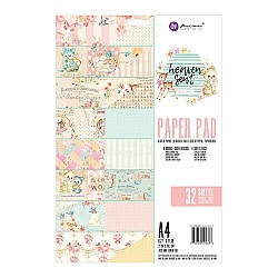 Prima - Heaven Sent part two - A4 Paperpack  (32 double sided sheets)
