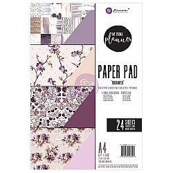 My Prima Planner Double-Sided A4 Paper Pad - Enchanted (24 sheets)