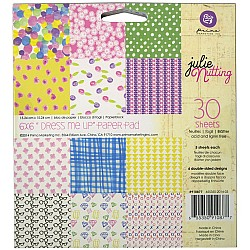 Prima - Dress Me up - 6x6 Paperpack  (30 double sided sheets)