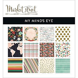 My Minds Eye - Ashbury Heights - 6X6 Paperpack