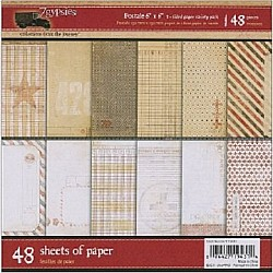 7 Gypsies - Postale - 6X6 Paperpack