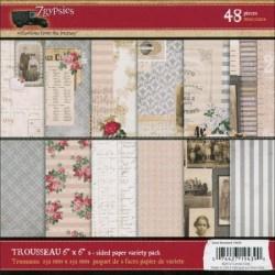 7 Gypsies - Trousseau - 6X6 Paperpack