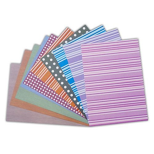 Assorted A5 Paper Pack - Woody (Set of 30 sheets)