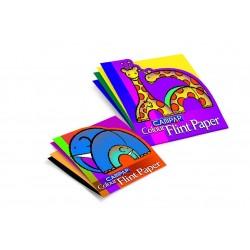 CAMPAP Colour Flint Paper (Origami) - 127X127mm