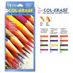 Prismacolor Col-Erase Pencils - Set of 12 pencils