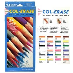 Prismacolor Col-Erase Pencils - Set of 24 pencils