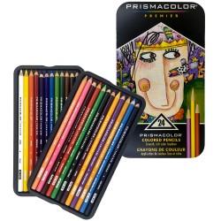 Prismacolor Premier Color Pencils - Set of 24 pencils