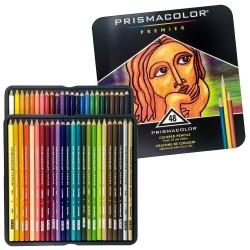 Prismacolor Premier Color Pencils - Set of 48 pencils