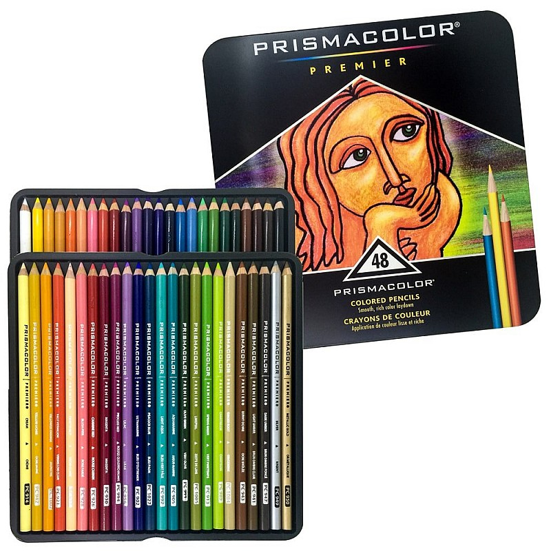 Prisma Colour Pencil - 48