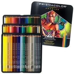 Prismacolor Premier Color Pencils - Set of 72 pencils