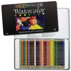 Prismacolor Watercolor Pencils - Set of 36 pencils