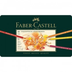Faber Castell Polychromous Color Pencils - Set of 60